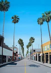 Pacific  Avenue, California