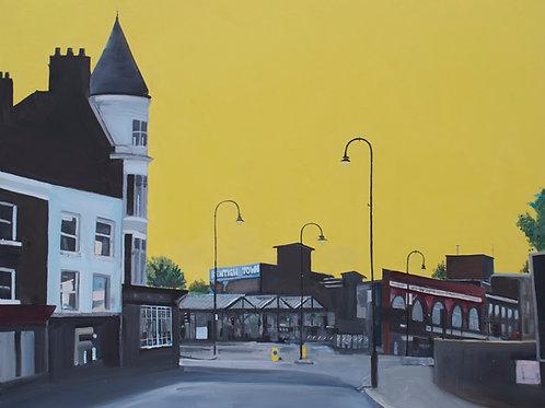 Kentish Town in Lockdown