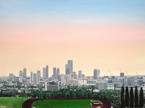 London Skyline - Fine Art Print