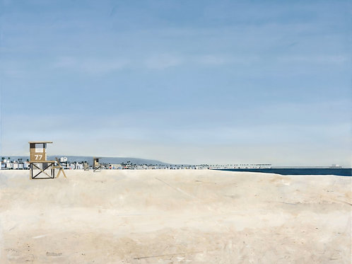 Newport Beach Fine Art Print
