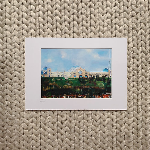 Alexandra Palace -Limited Edition Print