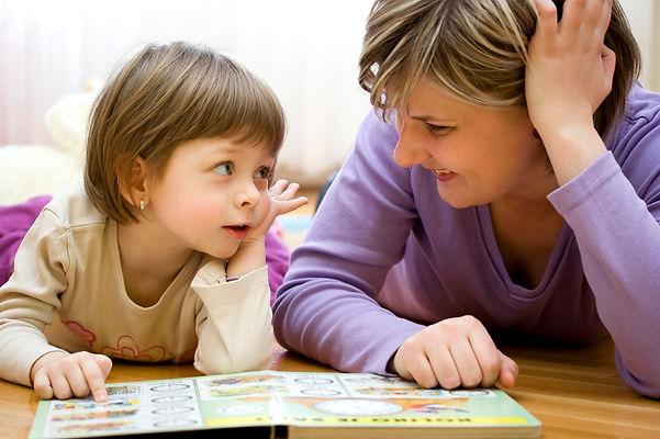 мама, дочь, дочка, разговор