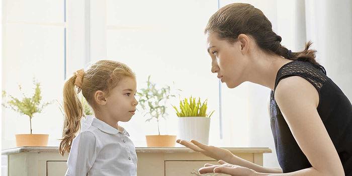 мама, дочь, дочка, разговор, объяснение