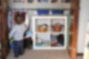 мальчик, шкаф, вещи, одежда