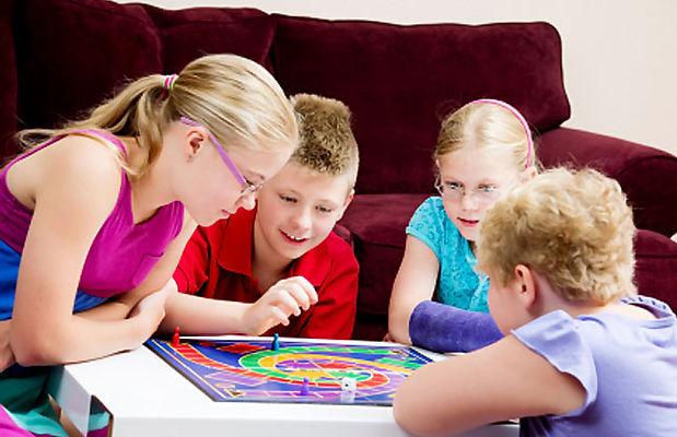 игра, настольная игра, дети