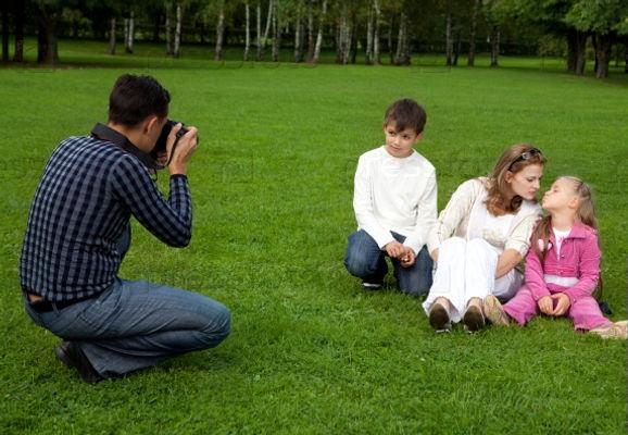 фото, семья, фотограф, мама, папа, дети, сын, дочь