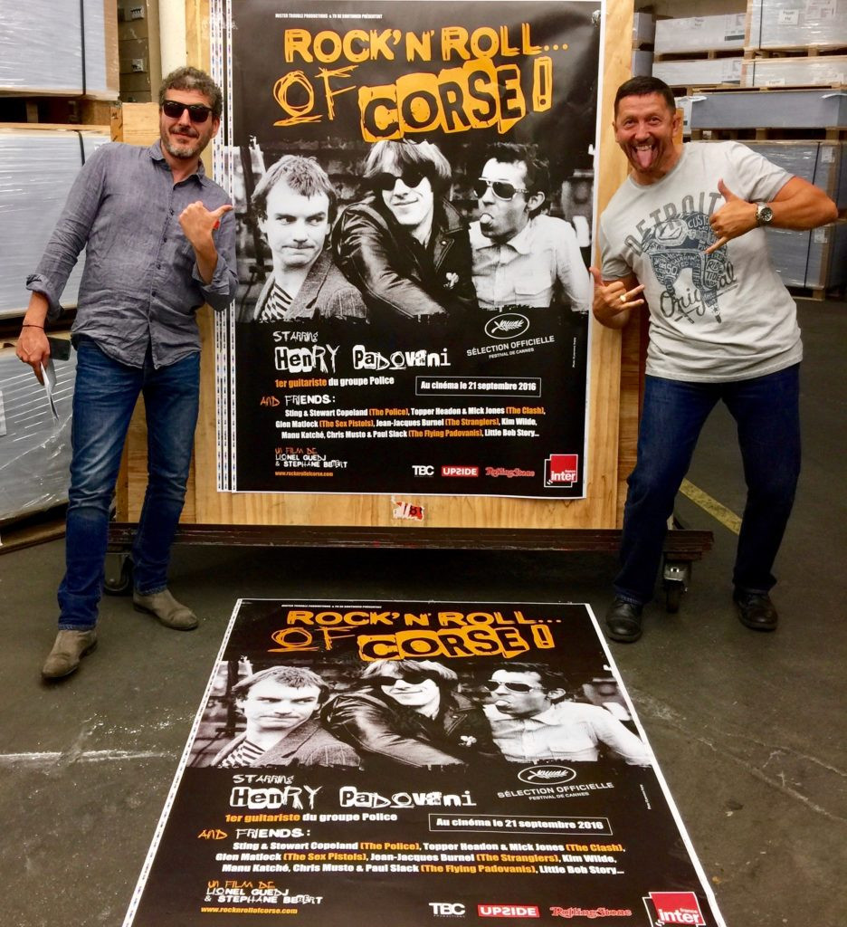 Rock'n' Roll of Corse