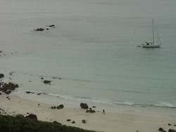 View to Mears beach
