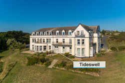 Tideswell location