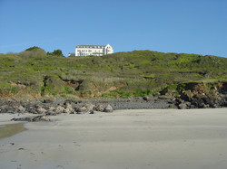The Headland building from Mears beach
