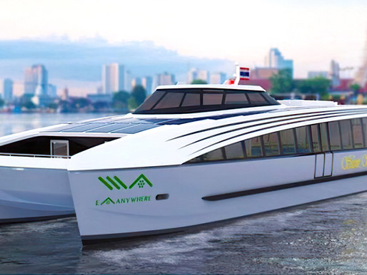 The Grid | Fast-charge ferries start sea trials