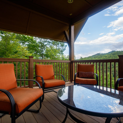 Outdoor Living in the Smokies