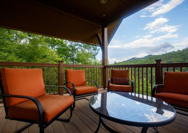 Mountain Views From Your Porch