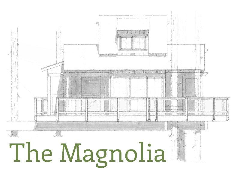 The Magnolia Treehouse Floor Plan