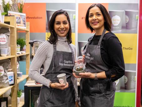 The People Behind The Brands: Sital Nakarja, Let Loose CupTea