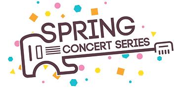 PCBA Spring Concert Series Logo