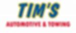 Tim's Automotive & Towin