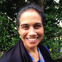 Meet our 1st Decolonizing Research panelist, Dr. T. Noelani Perreira, Psy.D.