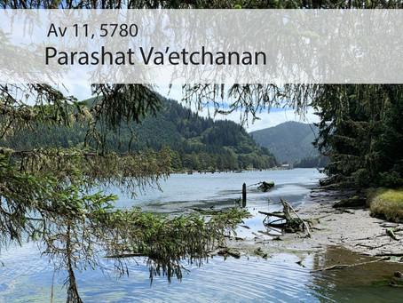 AUDIO ESSAY: Torah for the Earth - Va'etchanan