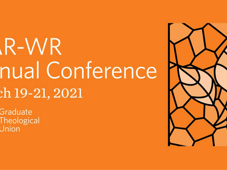 Join us at this years AAR-WR Annual Conference