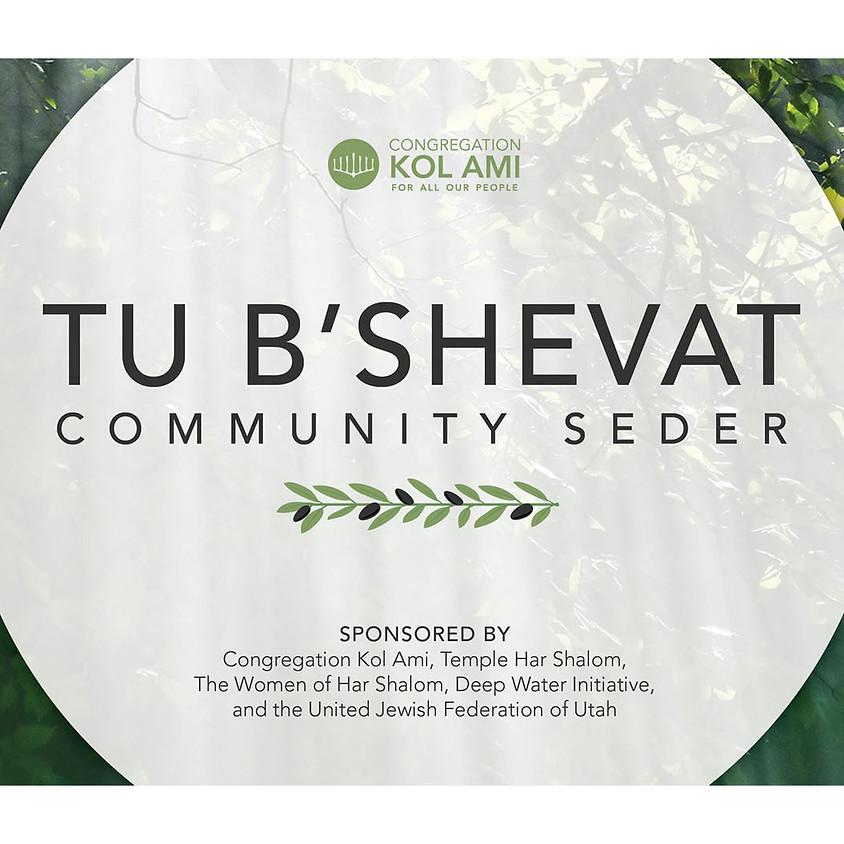Tu B'Shevat Community Seder