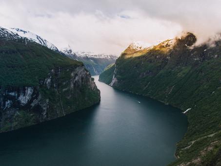 Fiyort Nedir ve Norveç'in En Güzel Fiyortları