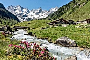 Avusturya Alpleri'nin en güzel yüryüş rotalarındn Zillertal Vadisi