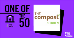 Blue Tulip Awards Compost Kitchen one of