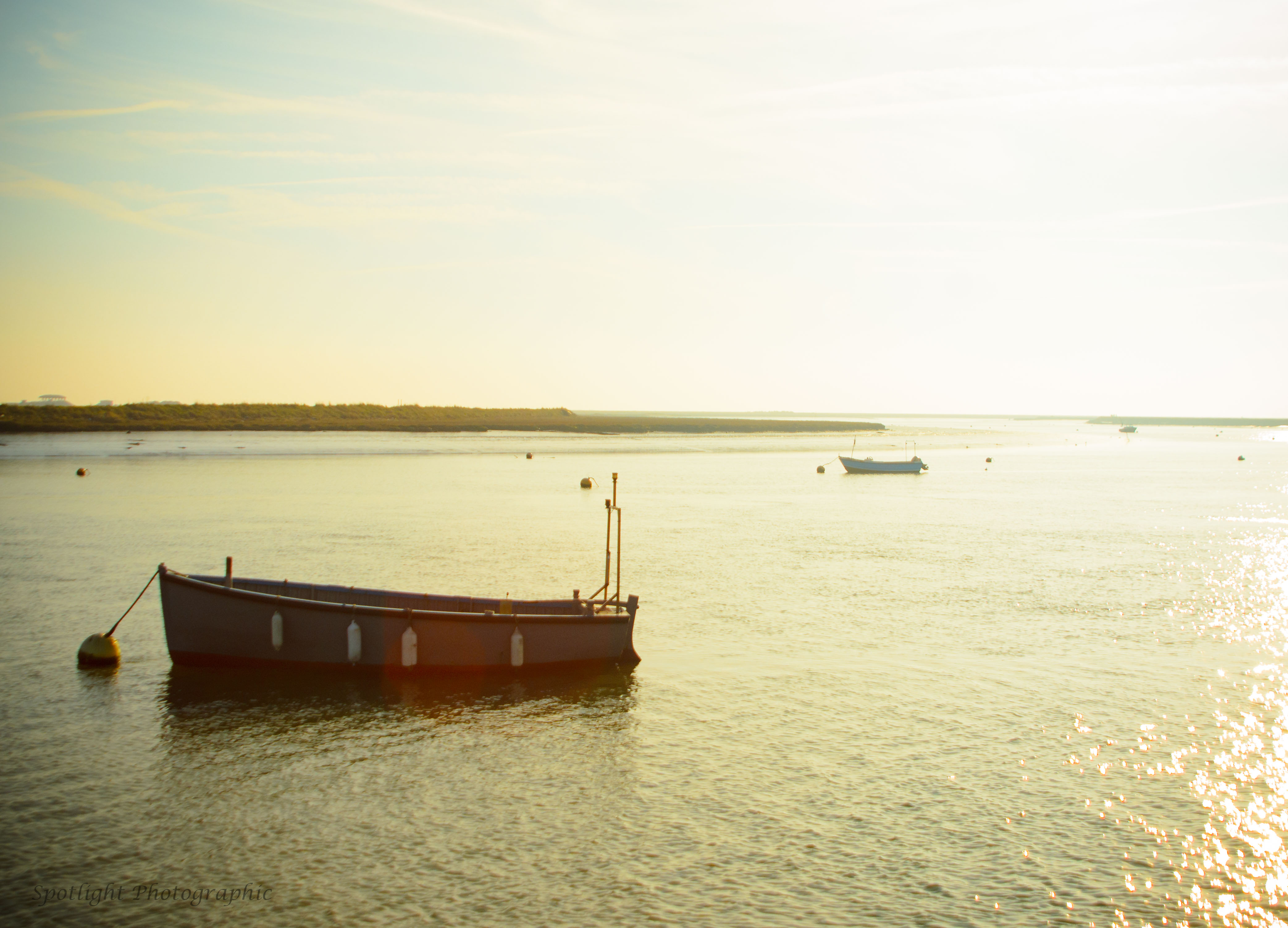 Orford harbour