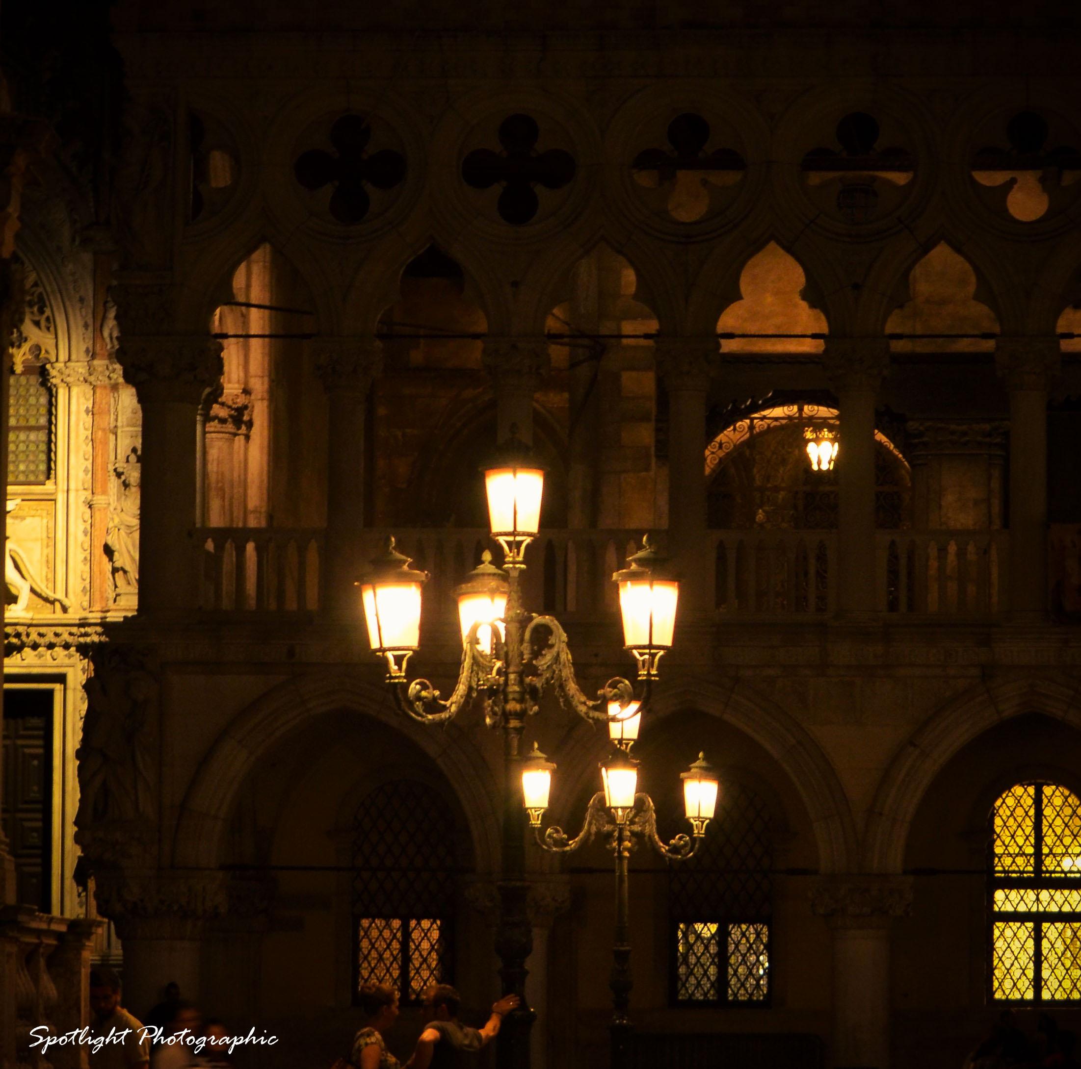 Night Light San Marco