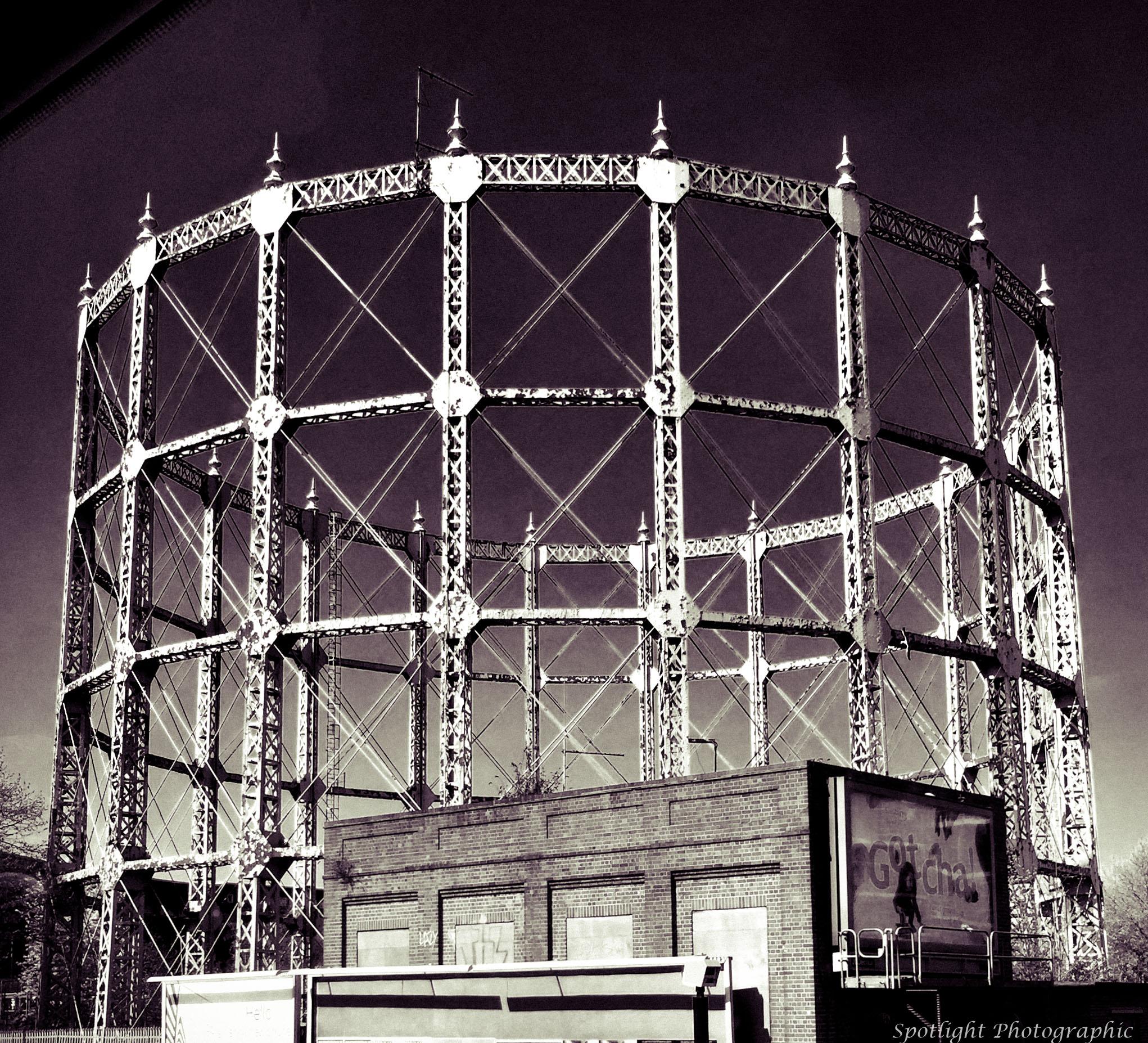 Gasometer Wembley