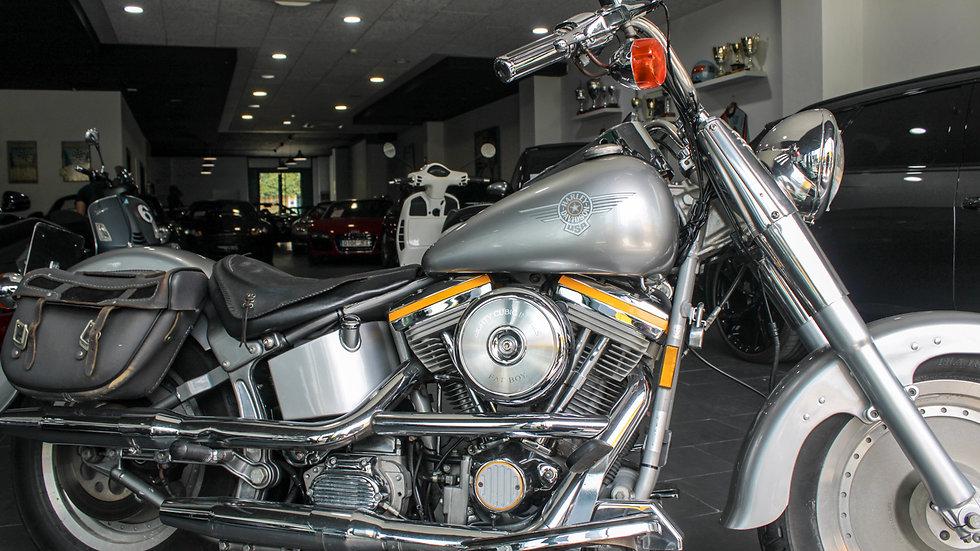 Harley-Davidson Fat Boy Hiroshima