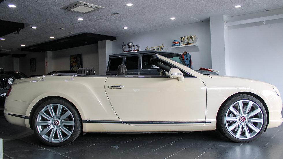 Bentley Continental Cabrio V8