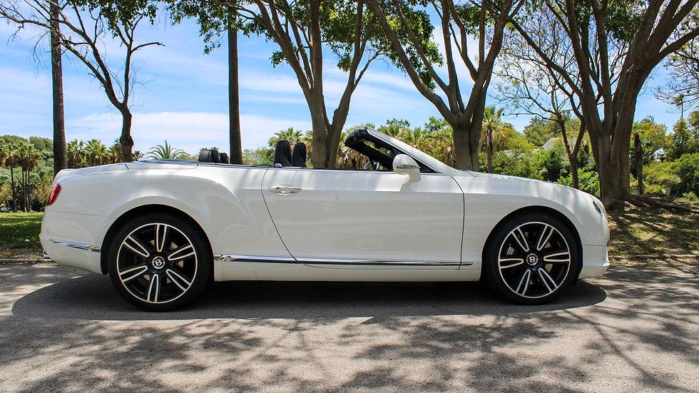 Bentley GTC cabrio V8