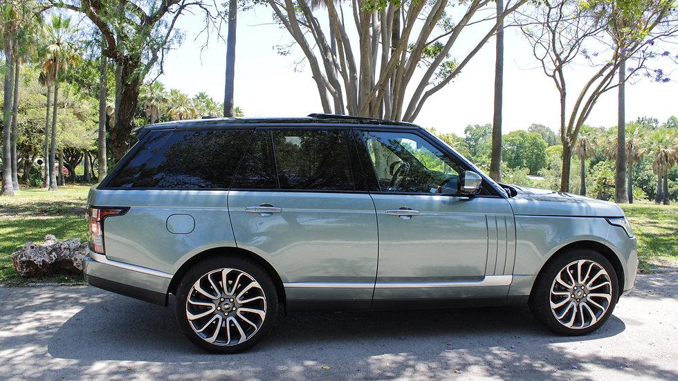 Range Rover 4.4 Autobiography