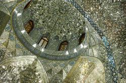 Shar Chergh Mirrored Ceiling