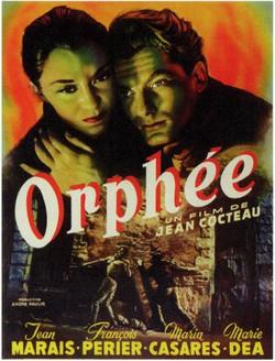 Orphee, Jean Cocteau