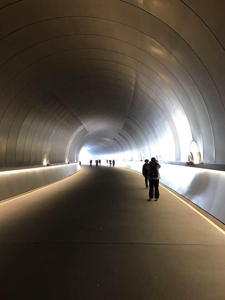 光の建築回廊1