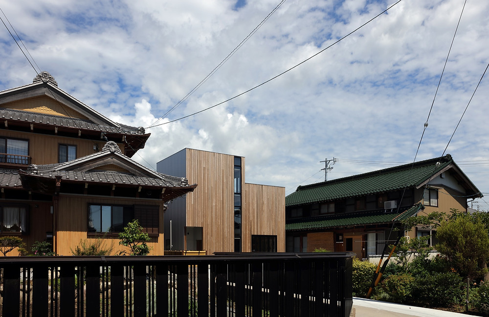三重県の住宅 れんそうの離れ外観
