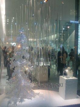スワロフスキー 銀座