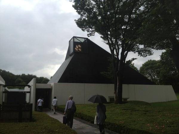 所沢聖地霊園 池原義郎 エントランス写真