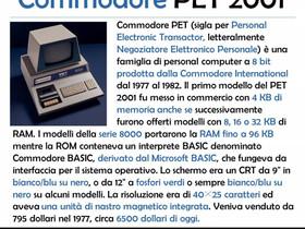 #ComputerStory: il Commodore PET