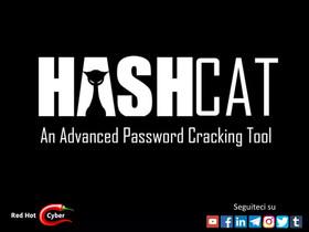 Per la serie Hacking Tools, oggi parliamo di Hashcat.
