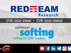 TIM Red Team Research firma 2 nuovi CVE su Softing.