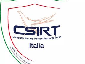 Avvio delle attività CSIRT Italia