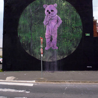 BIAM2 - Panda Violet