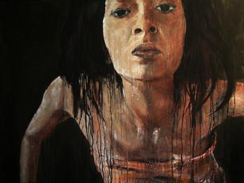 114 cm x 148 cm Acrylique 2012 collection privée