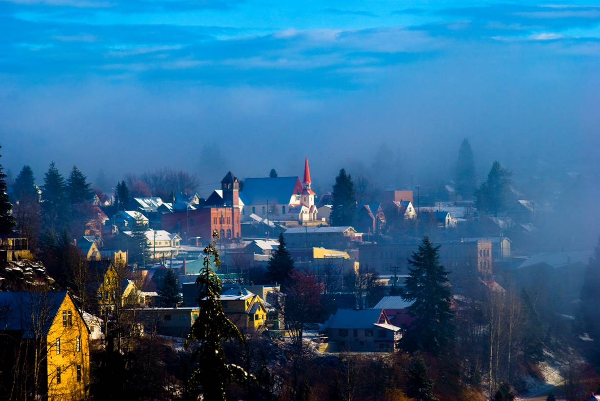 Rossland Mist