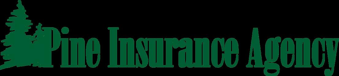 Pine Insurance Agency Logo