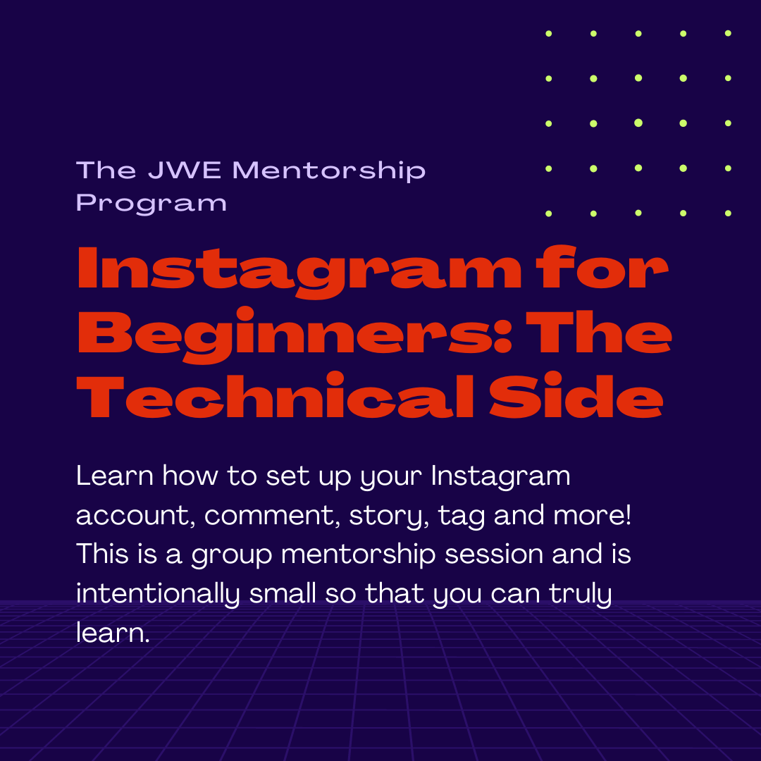 Instagram for Beginners: Part One